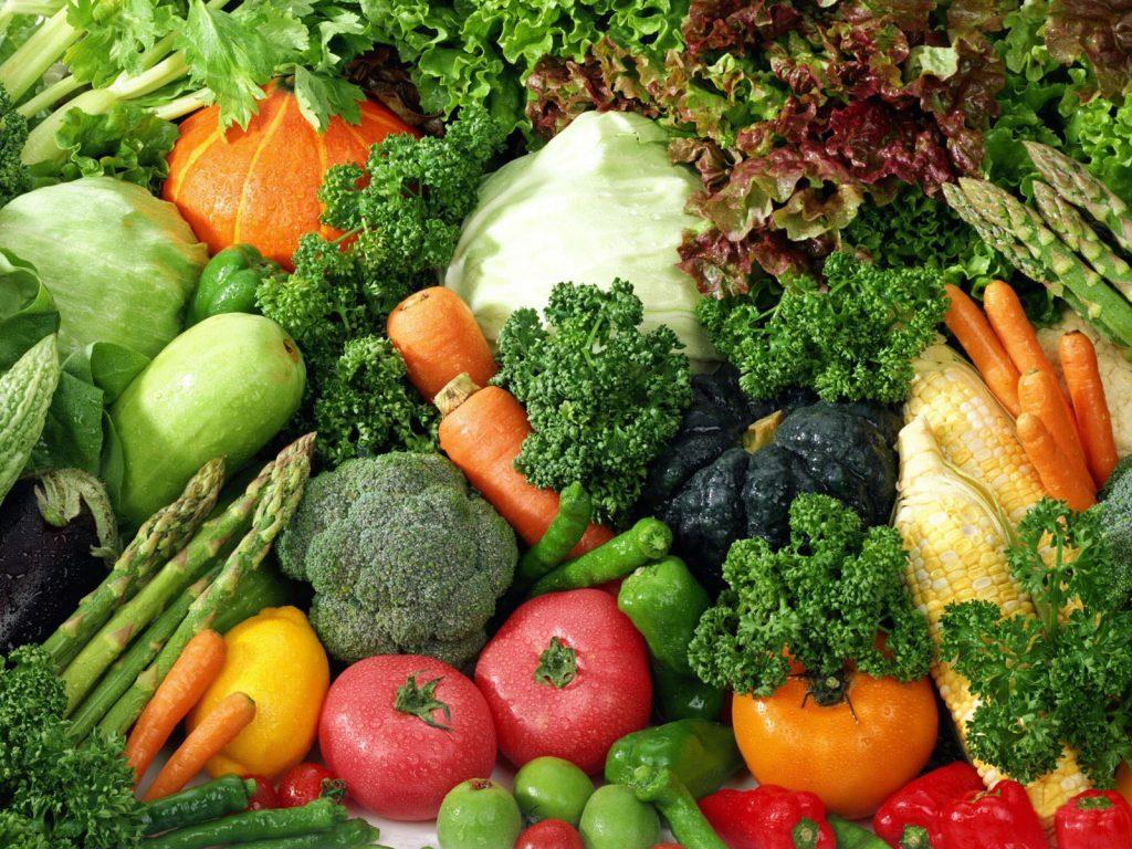 کمبود میوه و سبزیجات
