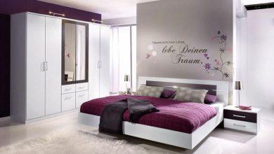Photo of مدل های زیبایی از اتاق خواب با رنگ یاسی