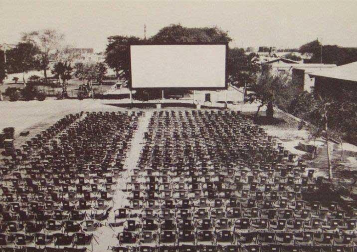 سینمای روباز آبادان دهه 40