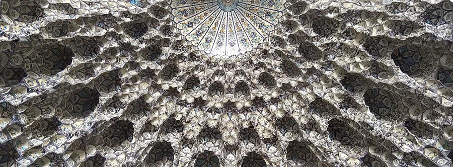 محراب مسجد گوهرشاد