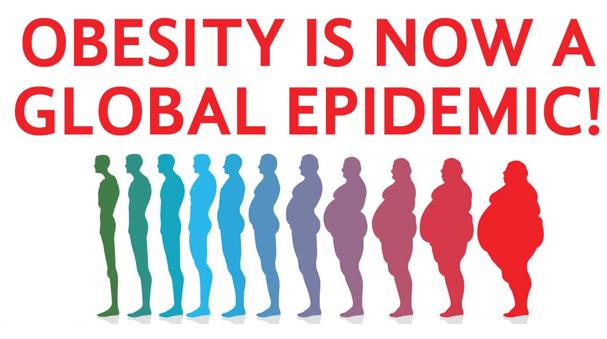 چاقی یک بیماری اپیدمی
