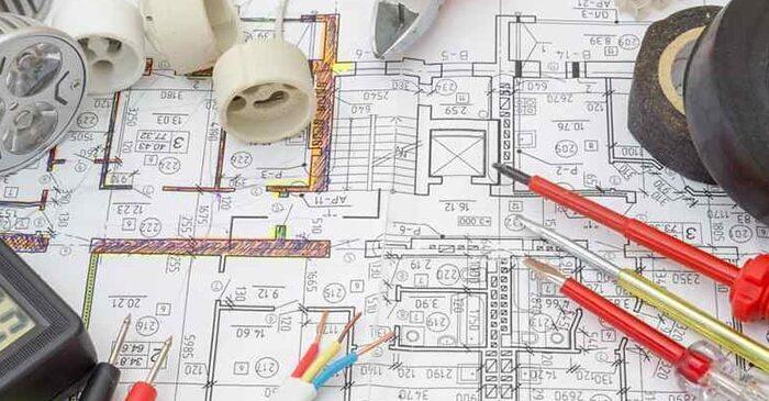 برقکاری ساختمان و لوازم الکتریکی